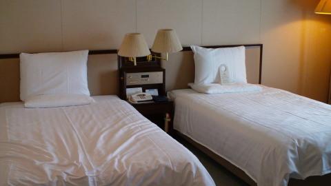 こちらにもベッドが2台