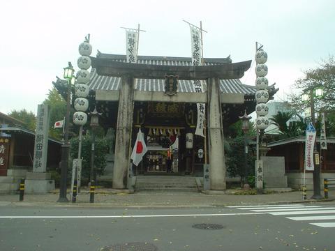 総鎮守 櫛田神社