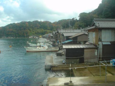 伊根の舟屋をゆっくり巡ってきました