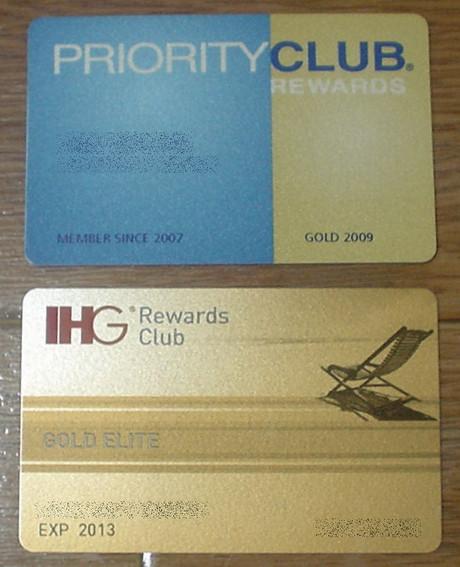 旧カードと新カード この間にも別デザインがあったのかな?